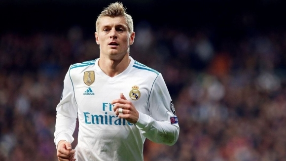 Реал Мадрид може да се раздели с Тони Кроос