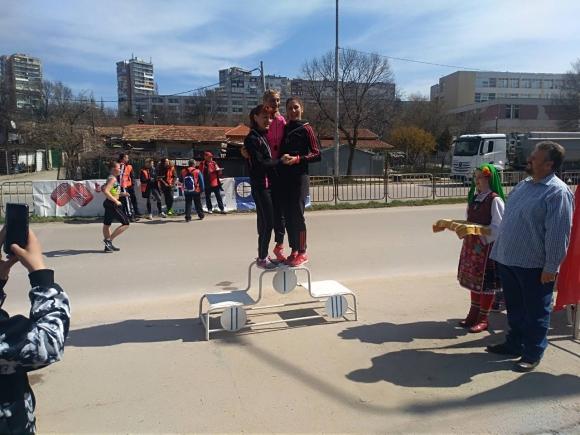 Радосвета Симеонова с шеста поредна титла на Националния шампионат по спортно ходене
