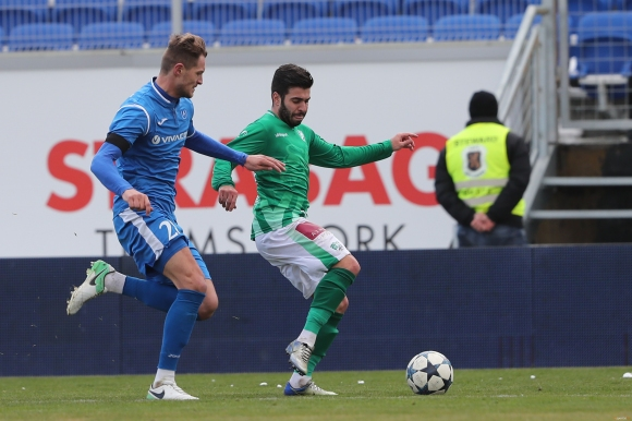 Левски и Берое с трети опит да си вкарат гол