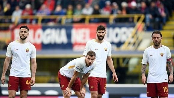 Трима от Рома под въпрос за мача с Барселона