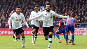 Салах загря за Манчестър Сити с нов решаващ гол в юбилеен мач за Клоп