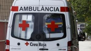 Инцидентът в Испания е бил опит за самоубийство?