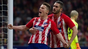 Атлетико се задоволи с минимален успех срещу Ла Коруня
