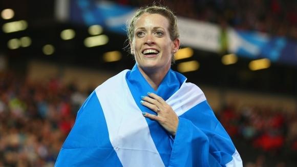 Дойл е първата жена, която ще носи шотландския флаг на Игри на Британската общност