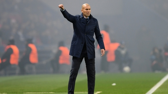 Зидан е властелинът на Шампионска лига
