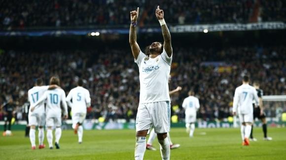 Марсело определи най-добрите футболисти, с които е играл