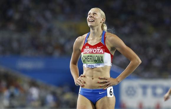 Чернова призна за допинг провинение
