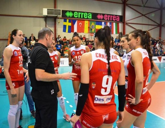 Петя Баракова, Славина Колева и Алба-Блаж с първа загуба в плейофите на Румъния