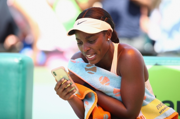 Шампионката от Маями си дава почивка