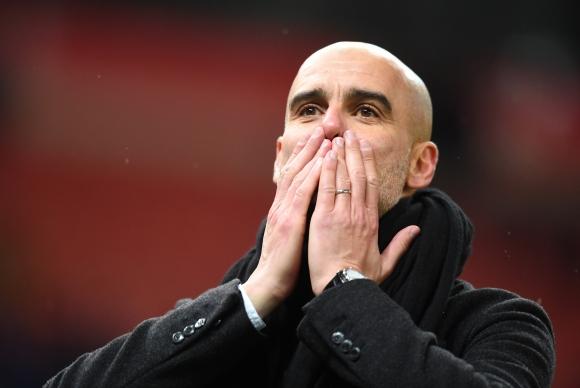 Гуардиола планира да излезе с резервите срещу Манчестър Юнайтед