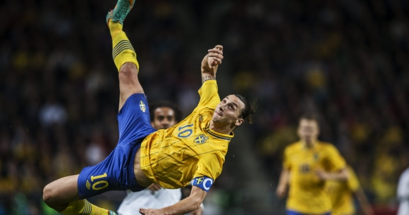 Ибра за бижуто на Роналдо: Голът беше хубав, но нека опита от 40 метра