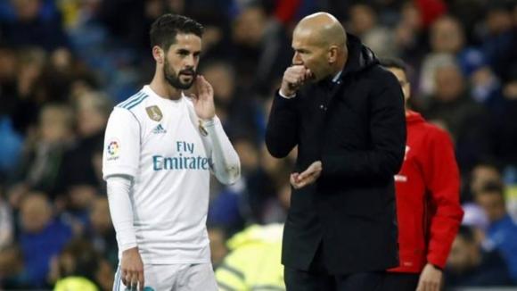 Зизу остава и ще оглави акцията за обновяване на Мадрид
