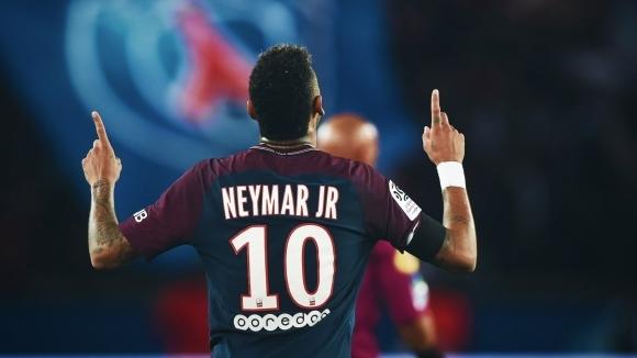 Неймар може да играе за ПСЖ до края на сезона