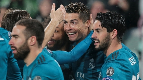 И президентът на Португалия поздрави Роналдо