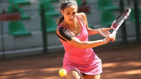 Шиникова се класира за втори кръг в Тунис