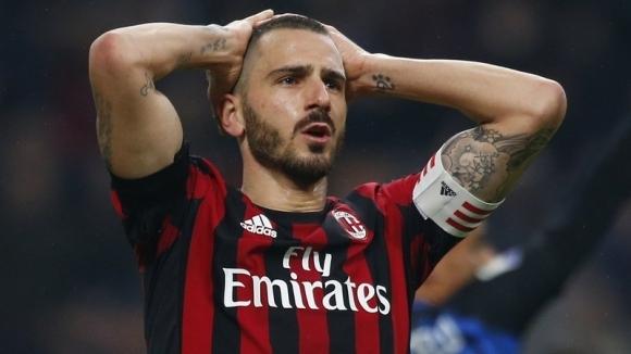 Интер отдалечи Милан от Шампионската лига