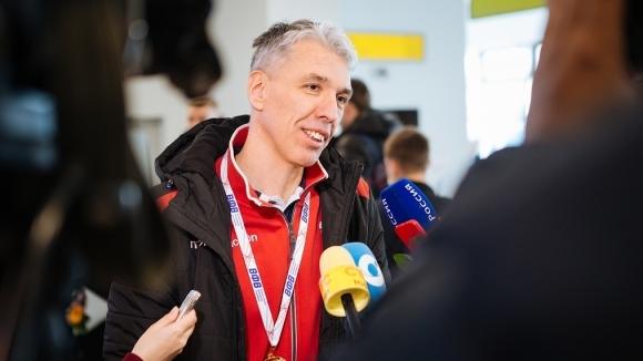 Георги Петров направи Локомотив (Новосибирск) шампион на Русия (видео + снимки)