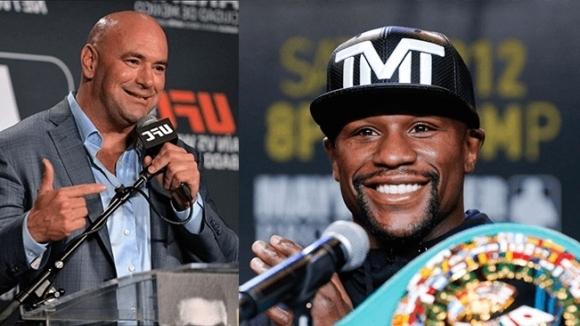 Дейна Уайт: Уверен съм, че Мейуедър ще се бие в UFC