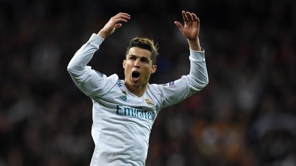 Спорна дузпа спря Юве на прага на сензацията, Роналдо спаси Реал в 97-ата минута (видео + галерия)