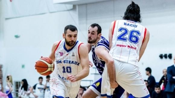 Стяуа с Павел Маринов бие в Румъния