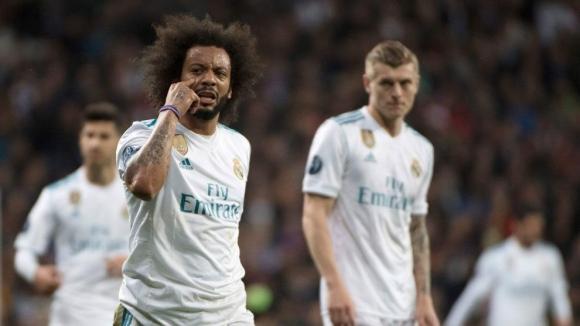 Марсело: Няма как да отпаднем като Барселона