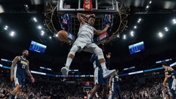 Минесота се пребори за последното място на Запад в плейофите на НБА