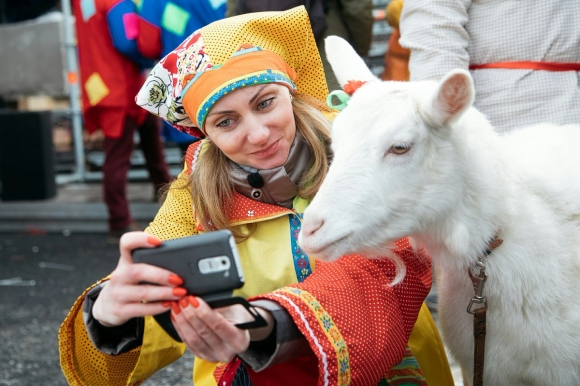 Самарска коза ще предсказва мачовете от Мондиал 2018