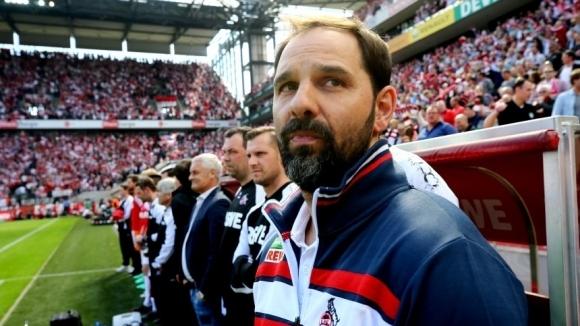 Кьолн няма да удължи договора на треньора си