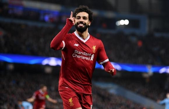 Салах избран за номер 1 в Ливърпул през март