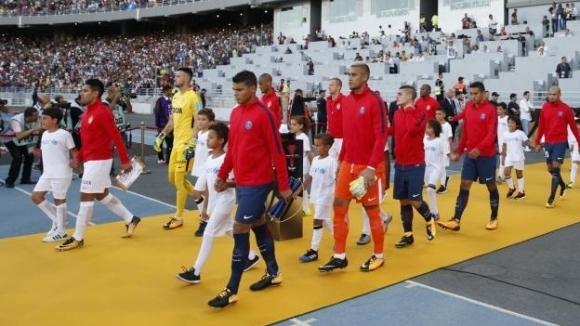 Мачът за Суперкупата на Франция ще се играе в Китай