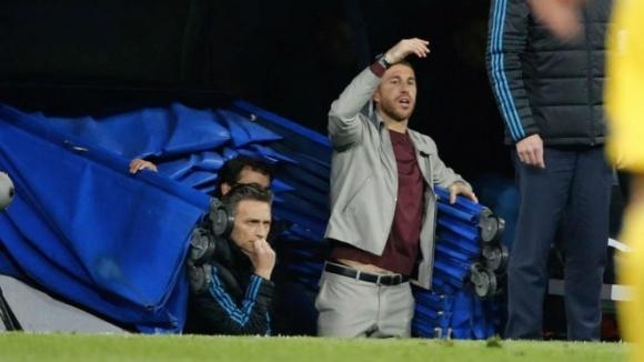 УЕФА няма да разследва Рамос
