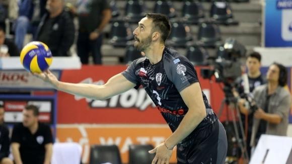 Ники Учиков заби 19 точки и класира ПАОК на полуфинал в Гърция