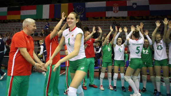 Александра Георгиева: Много съм щастлива от победата над Русия