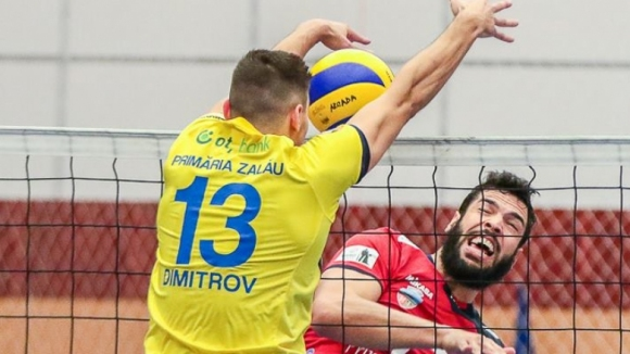 Залъу с трети успех в плейофите на Румъния