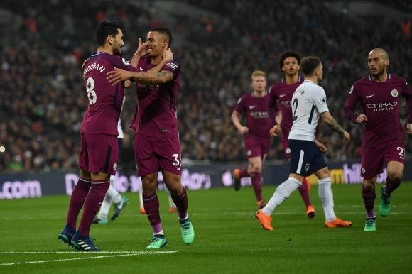 Манчестър Сити се събуди след кошмара и натупа Тотнъм