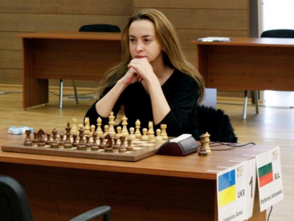 Антоанета Стефанова с нова победа на европейското първенство по шахмат
