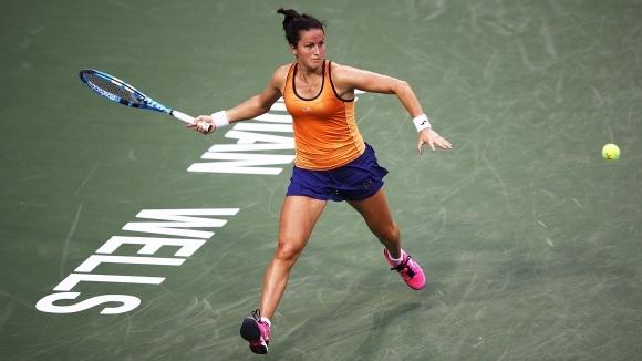 Лара Аруабарена на финал в Богота