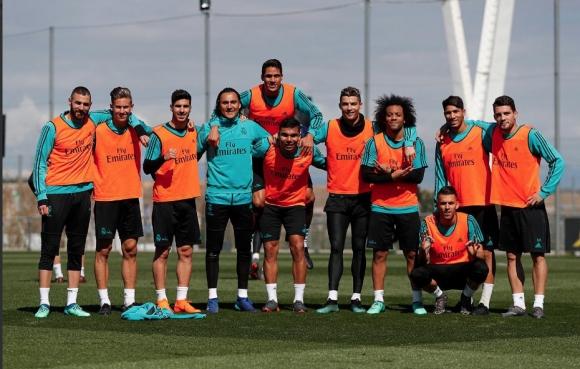 Важни отсъстващи от групата на Реал Мадрид