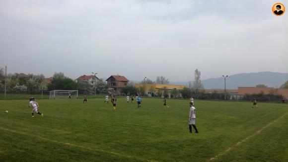 Първа загуба за Славия през втория полусезон.