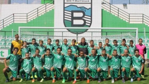 Витоша U16 с победа №13 този сезон