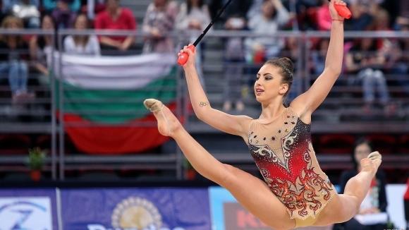 Катрин Тасева завърши отлично Световната купа