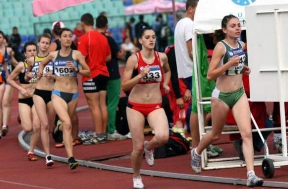 Радосвета Симеонова се класира четвърта на Балканиадата по спортно ходене