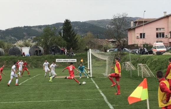ЦСКА-София U19 се наложи над Славия