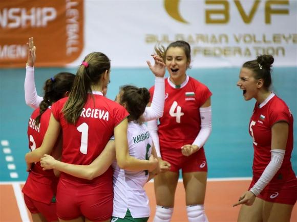 България с първа загуба на Европейското в София (снимки)
