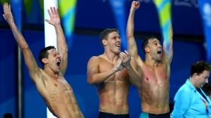 Ларкин обра всички титли на гръб на Игрите на Британската общност