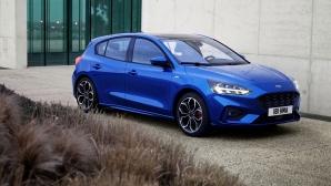 Ford представя изцяло новия Focus