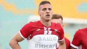 Олимпиакос продължава да следи под лупа Десподов