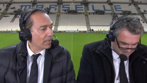 Какъв скандал! Футболен коментатор сипе обида след обида (видео)