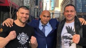 Тервел Пулев пред 20 000 зрители на ринга в Чикаго