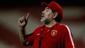 Марадона смята, че не е имало дузпа за Реал